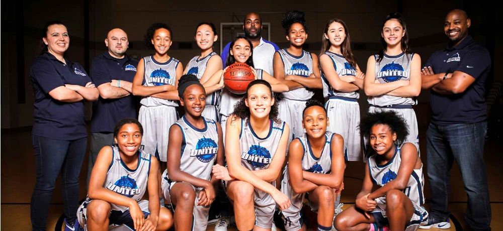 Team UNITED 8th Grade Girls