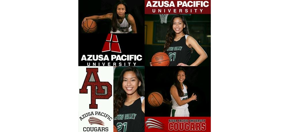 Future Azusa Pacific University student athlete.